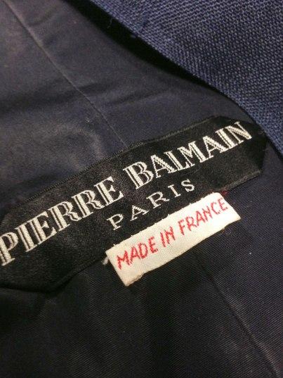 Pierre Balman labels