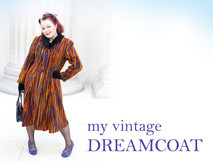 My vintage Dreamcoat