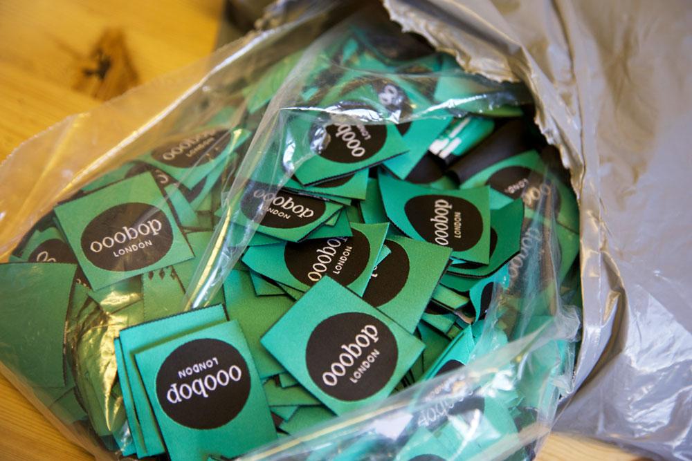 ooobop labels package