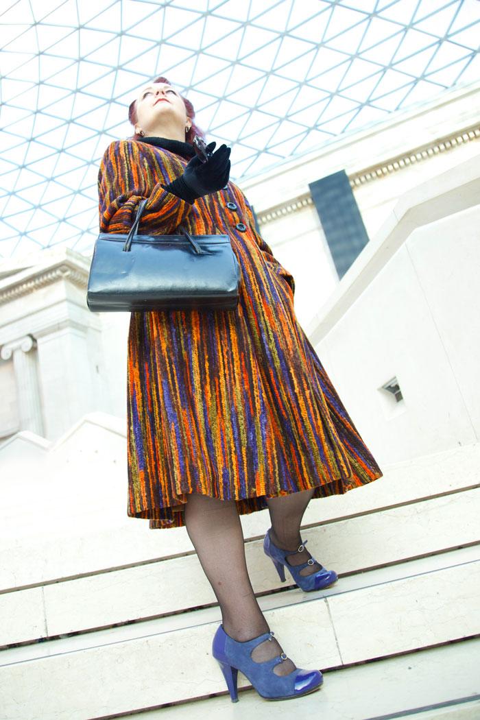 vintage coat butterick 547